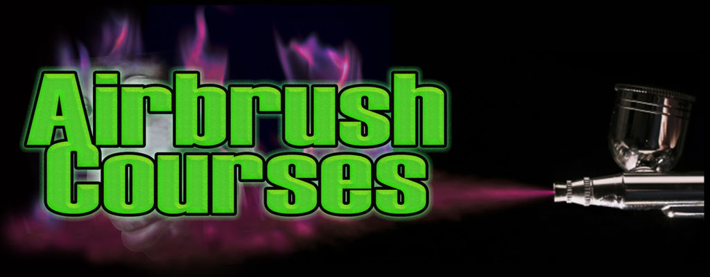 Brisbane Airbrush Courses